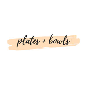 Other - Plates + Bowls